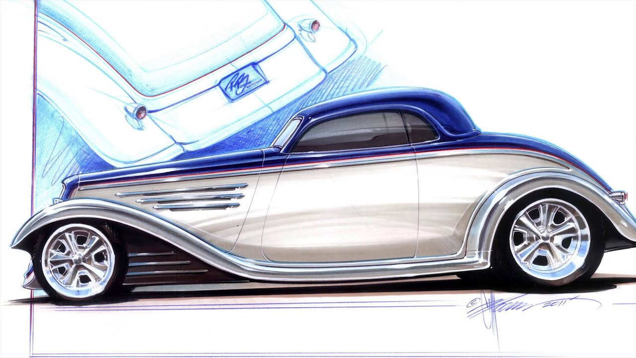 Chip Foose Best Cars