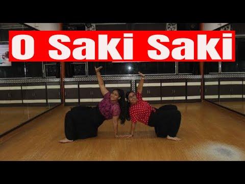 O Saki Saki   Easy Dance Steps   Choreography By Step2Step Dance Studio   Batla House   Nora Fatehi