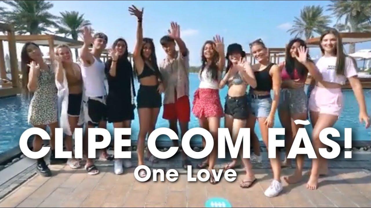 """Now United Anuncia Novo Vídeo De """"One Love"""" Com A Participação De Fãs! (LEGENDADO PT-BR)"""