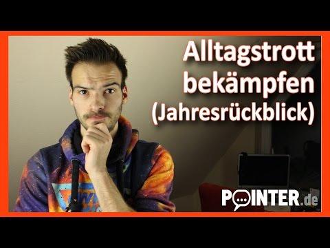Patrick vloggt - Mit einem Jahresrückblick gegen den Alltagstrott