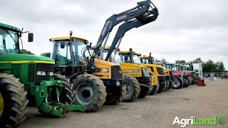 Watch the action at Cheffins' Cambridge Machinery Sales auction (2017)