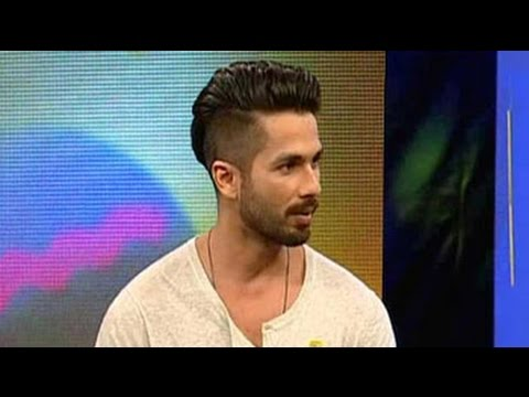Shahid Kapoor Lends His Support To The Cancerthon
