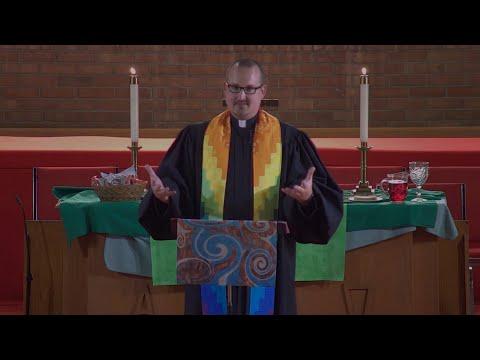 September 5, 2021 - Pentecost 15