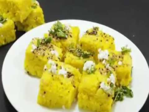 Gujarati khaman dhokla dhokla recipe how to make soft and spongy gujarati khaman dhokla dhokla recipe how to make soft and spongy dhokla bysonis spicy kitchen forumfinder Images