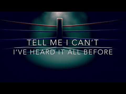 Tell Me I Can't Michelle Khare (lyrics)