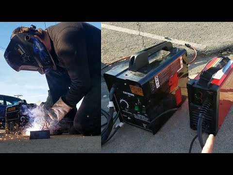 Dr By Amico 150 Amp Welder Review Part 1 Doovi