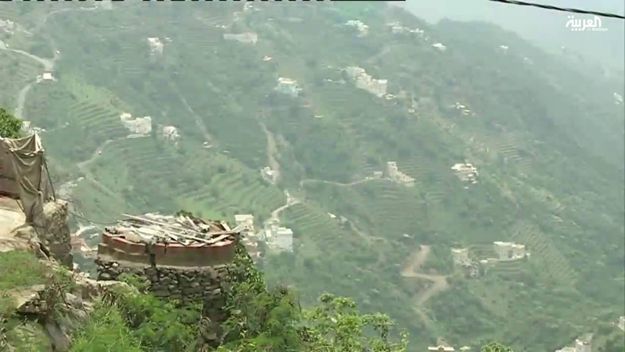جولة على جبال محافظة فيفاء Youtube
