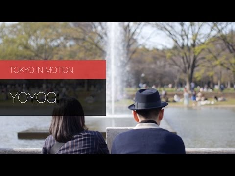 Touring Tokyo: Yoyogi