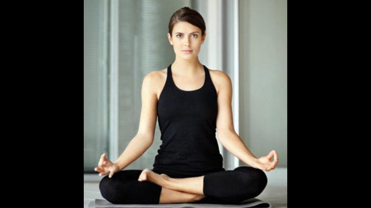 Watch Padmasana Or Lotus Pose Benefits In Hindi video