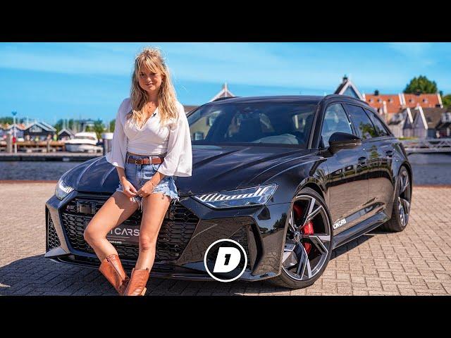 DROOMAUTO (2020 RS6) van de MOOISTE VROUW van Nederland // DAY1 x FHM