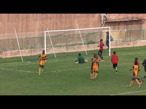 NATIONAL FOOT 1 / 5ÈME JOURNÉE : CF Mounana  3: 1 FC 105 (partie 3)
