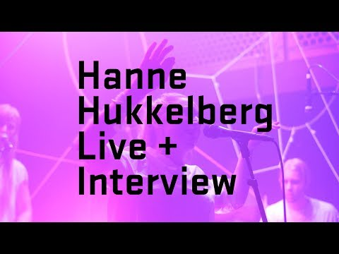 Hanne Hukkelberg The Whip - Live + Interview - Oslo Jazz Festival 2017