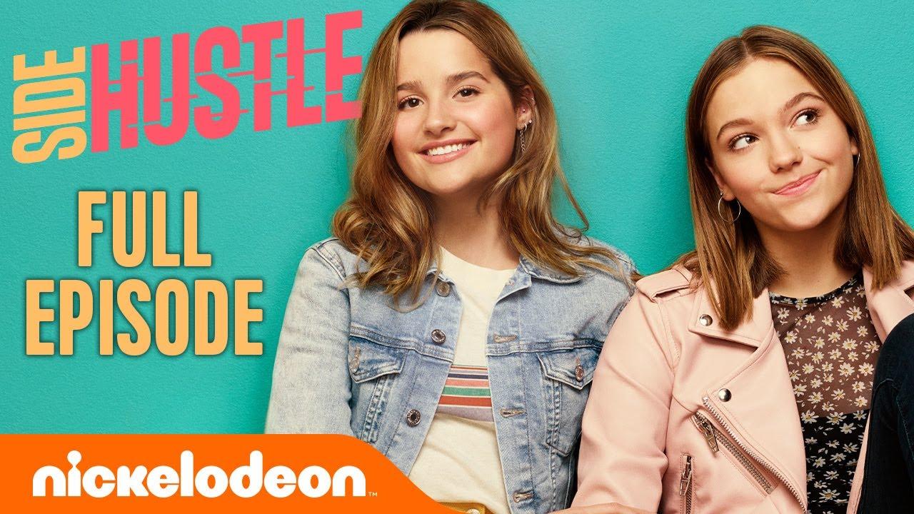 Download Start Hustling 👯♀️ Side Hustle | Series Premiere Full Episode | Nickelodeon