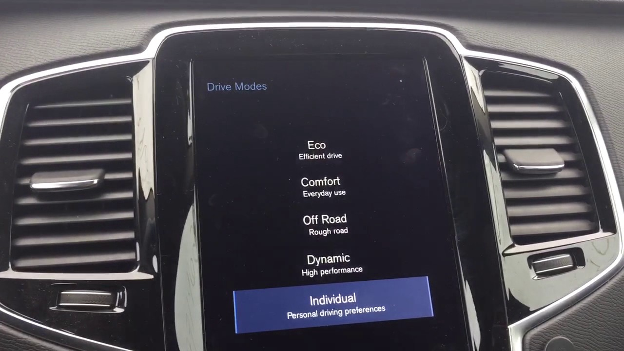 driving modes explained start  stop disabled
