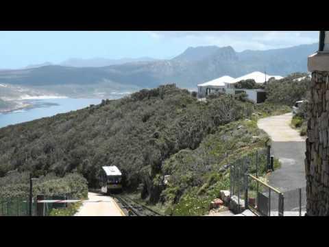 Cape Point - Flying Dutchman Funicular.mp4