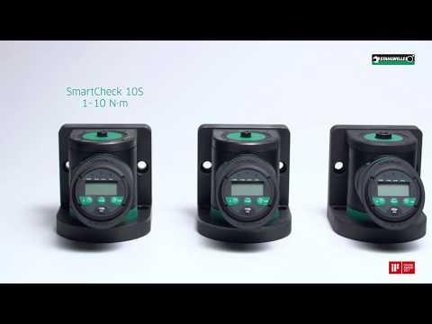 Контрольный прибор крутящего момента SmartCheck  от STAHLWILLE