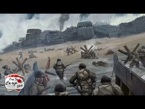 """D-Day Dice 2nd Edition: """"We Must Press On!"""" EP02"""