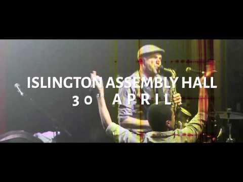Balkan Beat Box - Islington Assembly Hall Teaser