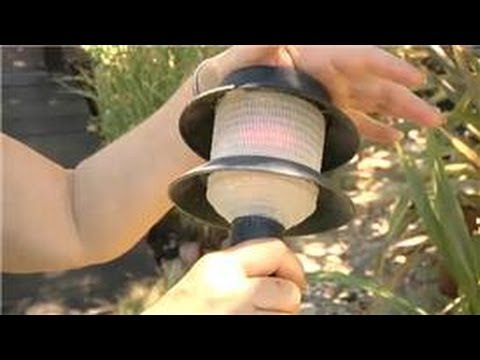 Home Landscaping Tips : How Do I Repair Outdoor Solar Lights?