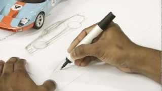 Kickstarter Launch! How to Draw Cars Now: Analog vs Digital 2 disk Special Edition
