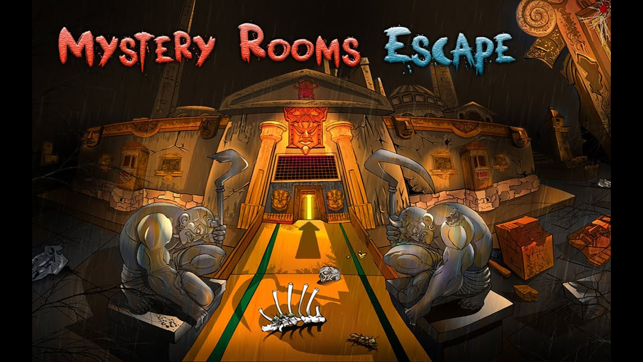 Game Mystery Room