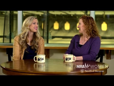 NRA Women Love at First Shot | Ep. 1 Bonus Clip: Avoiding Hot Brass