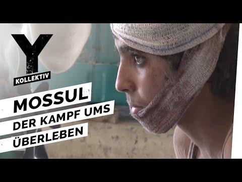 Mossuls Befreiung vom IS-Regime – Unterwegs mit einer Hilfsorganisation I Y-Kollektiv Dokumentation