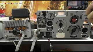 Тестую військову радіостанцію Р-123 (проходження на Сі-Бі 29.05.16)