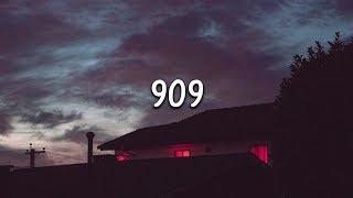 Gambar cover EDEN - 909 (Lyrics)