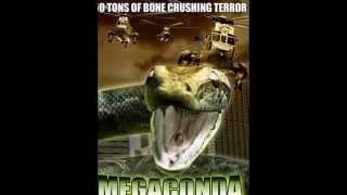 Piranhaconda & Megaconda (ภาพสไลด์)