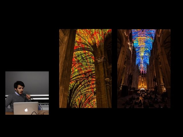 Light Art e Design della Luce | MIGUEL CHEVALIER