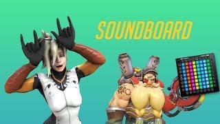MERCY NEEDS HEALING Ft. TheRealKenzo - The Soundboard Guy