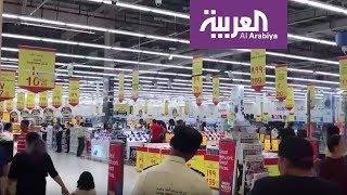 الغلاء يشعل أسعار المواد الغذائية وقطر تستقدم أبقارا لتعويض المنتجات السعودية والاماراتية