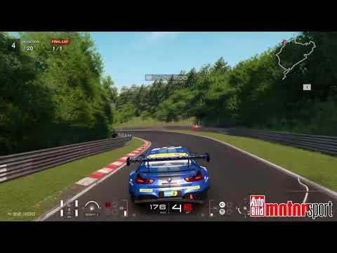 [GT Sport] BMW M6 GT3 Nürburgring Nordschleife Gameplay
