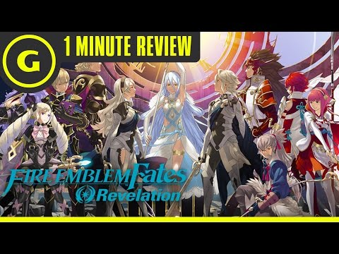 Fire Emblem Fates: Revelation - 1 Minute Review