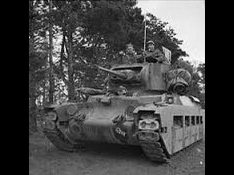 War Thunder - WWII European Theatre: The Battle of Arras *ROUND 1*