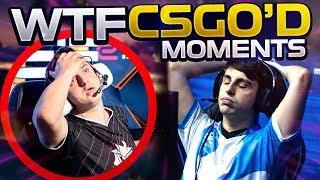 CS:GO - WHEN PLAYERS GET CSGO'D (VOLVO PLS)