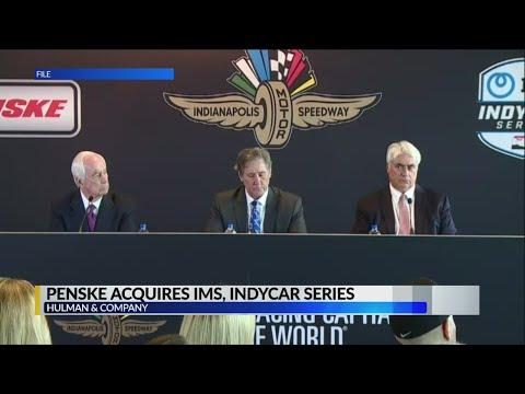Penske Buys IMS, IndyCar