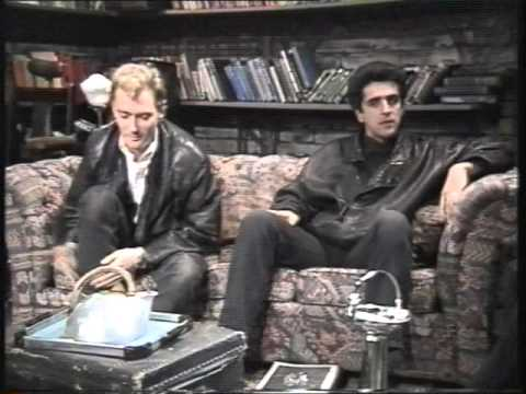 Classic Killing Joke Interview MTVE 1988