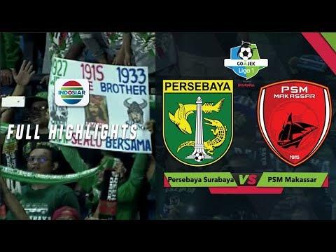 PERSEBAYA SURABAYA (3) vs (0) PSM MAKASSAR - Full Highlight | Go-Jek Liga 1 bersama Bukalapak Mp3