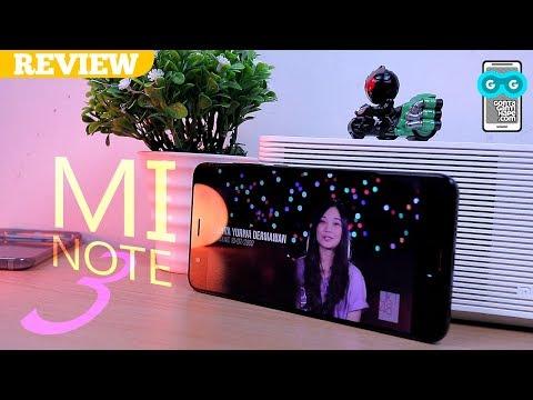Review Xiaomi Mi Note 3 - Jadi Beneran ini Hape Xiaomi dengan Kamera Terkece?