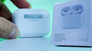Unboxing, How to use Wireless Headphones for Apple Airpods Pro