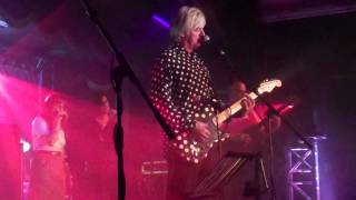 March 9, 2012: Robyn Hitchcock @ ATP Festival, Minehead (Trams of Old London)
