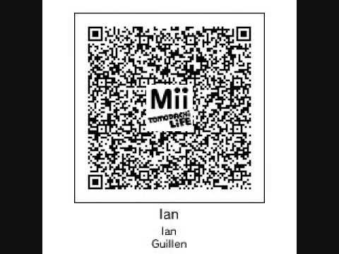 mii maker qr codes tomodachi life