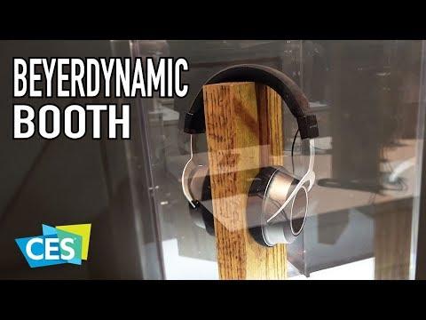 Beyerdynamic Headphones with Custom Profiles   CES 2018