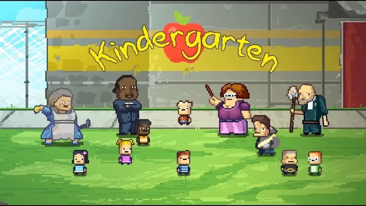 Kindergarten play online for free | youdagames. Com.