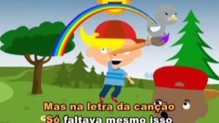 Musica cores do arco iris