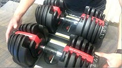 BowFlex SelectTech 552 Adjustable Dumbbell Set: In Depth Review