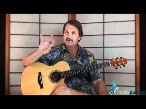 Guinnevere Guitar Lesson Preview - Crosby, Stills, Nash and Young