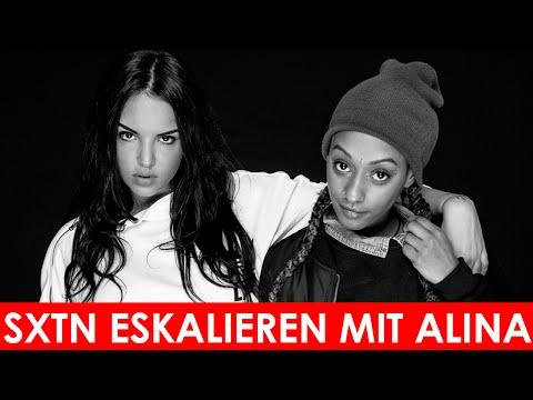 SXTN eskalieren mit Alina - Interview, Rapper objektifizieren, Fanfragen